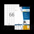 8831 etiket herma inkprint 8831 25.4x25.4mm 1650st