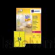 L7263Y-100 etiket avery l7263y-100 99.1x38.1mm neon geel 1400st