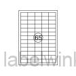 129960 etiket quantore 38x21.2mm 6500st