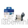 DK-11207 58 mm Ø - CD/DVD label wit