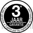 LabelWriter 450 heeft 3 jaar garantie na online registratie bij dymo.com