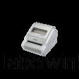 Brother TD-4100N Professionele netwerk labelprinter voor RD labels en rollen van 51 tot 102 mm - 300 dpi