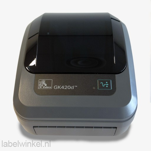 Zebra GK420d labelprinter RS232/USB/Parallel