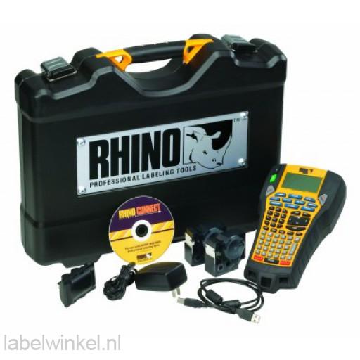 Dymo RHINO 6000 kofferset / End of life op = op
