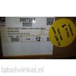 Z-Select 2000D labels 25x76mm, 930/rol, 12 rollen