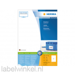 4631 etiket herma 4631 210x297mm premium a4 200st
