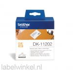 DK-11202 Verzend label 62 x 100 mm