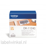 DK-11240 Barcode label 51 x 102 mm wit