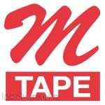 MK-621BZ TM-Tape 9mm zwart op geel (8 m)