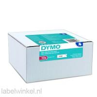 Dymo 2093096 Value Pack 10x S0720680 D1 zwart op wit, 9mm