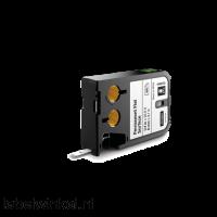DYMO 1868735 XTL Permanent vlakke ondergrond 6mm zwart op wit