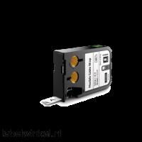 DYMO 1868808 XTL Flexibele kabelwikkel 24mm zwart op wit