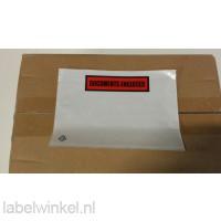 Paklijstenvelop A6