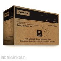 Dymo grote verzendetiketten voor LabelWriter 4XL