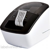 Brother QL-700 Labelprinter voor DK labels en tapes van 12 tot 62 mm - 300 dpi