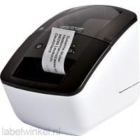 Brother QL-700 Labelprinter voor DK labels en tapes van 12 tot 62 mm - 300 dpi