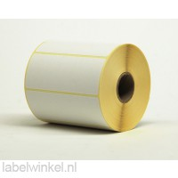 DHL labels 102x210mm, afbeelding is niet het bedoelde product